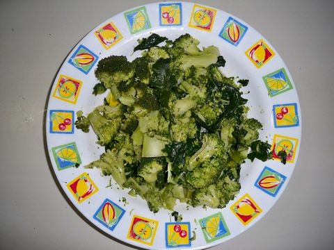 Brokkoli ist eine leckere Gemüsebeilage (© Redaktion - Portanapoli.com)