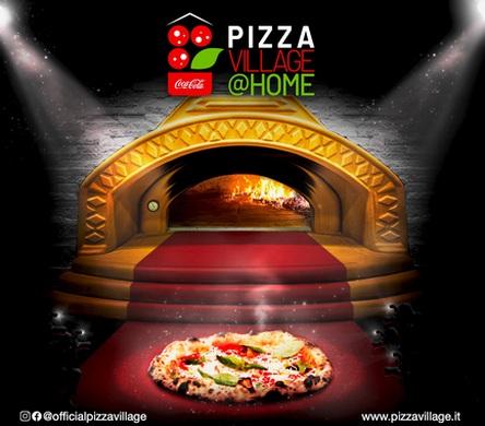 PizzaVillage@Home in Neapel