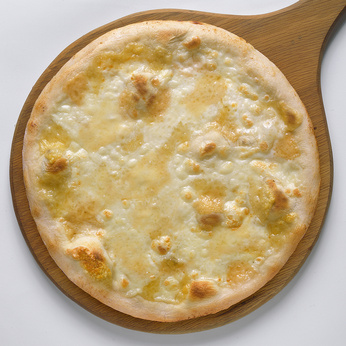 Rezept pizza 4 jahreszeiten