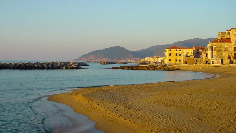 Strand  im Cilento @ portanapoli.com