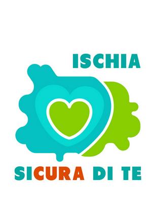 """Logo """"Ischia siCura di te"""", @ Associazione Albergatori dell'Isola"""