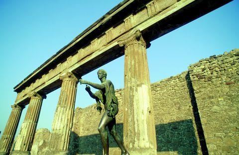 Apollotempel in Pompeji (@ Vito Arcomano - Fototeca ENIT)