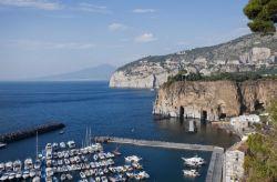 Fischerhafen Marina di Cassano (© M. Mastrorillo - Fotoarchiv COM.TUR Napoli)