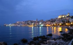 Gaeta by night (© Francesca - Portanapoli.com)