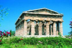 Der Tempel des Neptun gilt als einer der besterhaltensten in ganz Europa (© AAST Paestum)