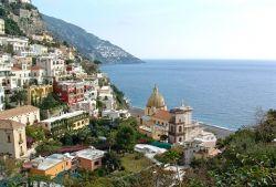 Panorama auf Positano (© Redaktion - Portanapoli.com)