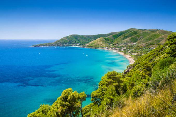 Türkis, wohin das Auge schweift - Küste im Cilento (© JFL Photography - Fotolia)