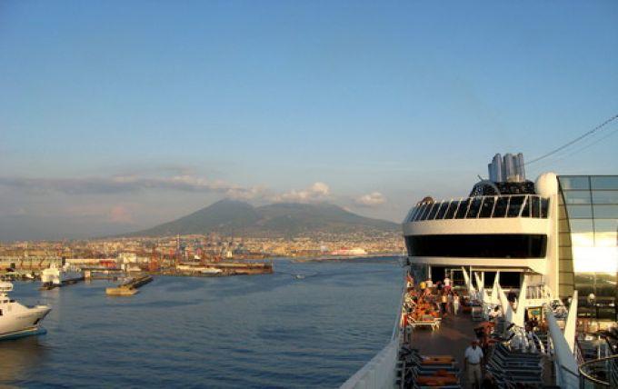 Blick auf Neapel  (© Redaktion - Portanapoli.com)