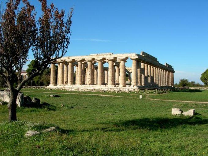 Paestum: Tempel der Hera (© AAST Paestum)