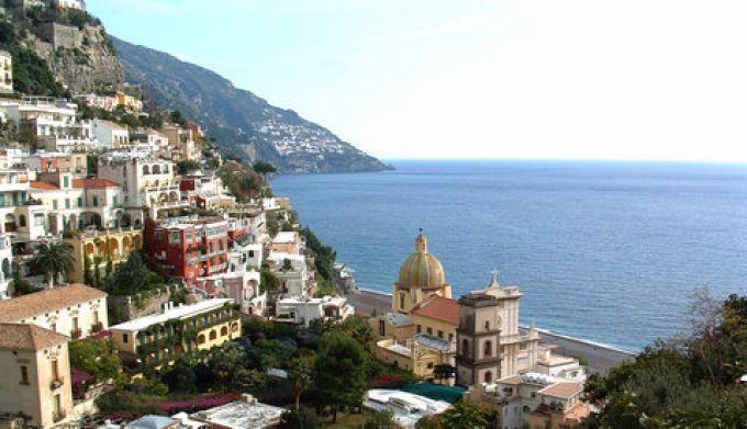 Positano ist einer der schönsten Orte an der Amalfiküste (© Bruno - Portanapoli.com)