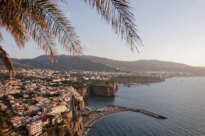 Küste von Sorrent (© M. Mastrorillo - Fotoarchiv COM.TUR Napoli)