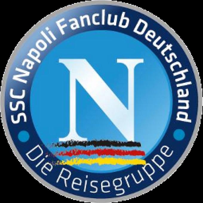 Logo des Fanclubs (© SSC Napoli Fanclub Deutschland)