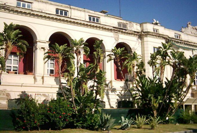 Zoologische Station im Park Villa Comunale (©Redaktion - Portanapoli.com)