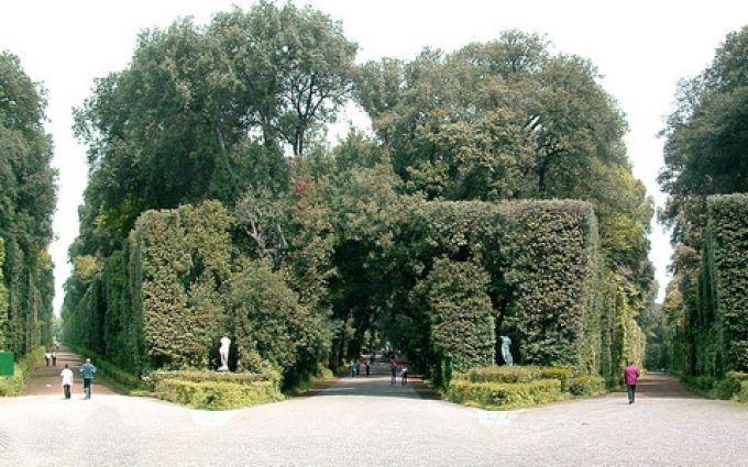 Königspark von Capodimonte (© Redaktion - Portanapoli.com)