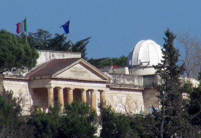 Sternwarte von Capodimonte (© Umberto - Portanapoli.com)