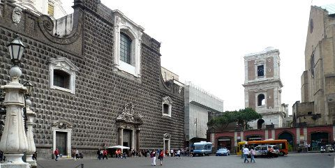 Chiesa del Gesù Nuovo (© Redaktion - Portanapoli.com)