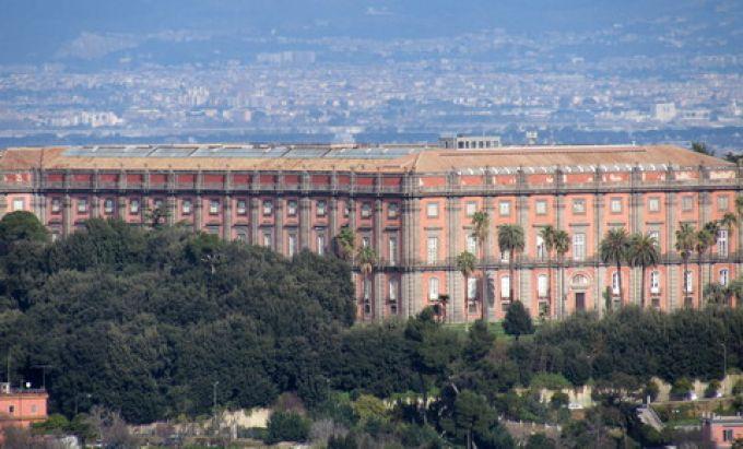 Schloss von Capodimonte in Neapel (© Umberto - Portanapoli.com)