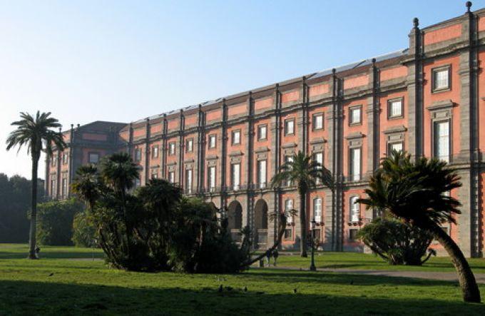 Schloss von Capodimonte in Neapel (© Francesca - Portanapoli.com)