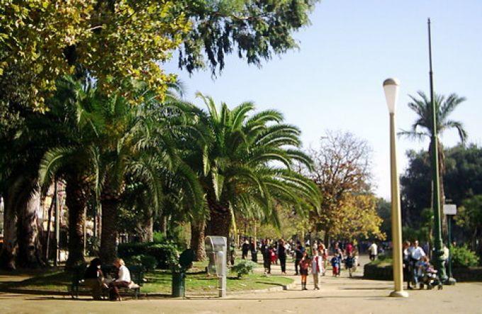 Park Villa Comunale (© Redaktion - Portanapoli.com)