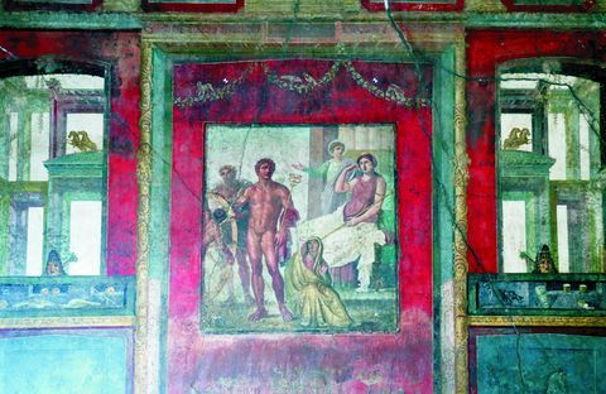Das Casa dei Vetti in Pompeji (© Vito Arcomano - Fototeca ENIT)