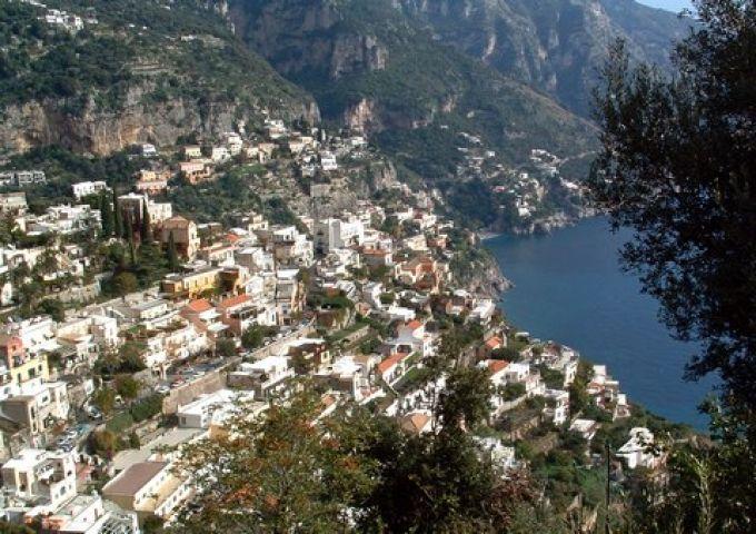 Blick auf Positano (© Bruno - Portanapoli.com)