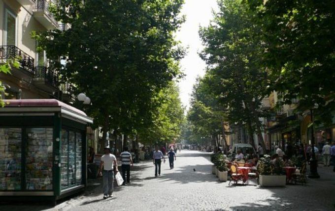 Via Scarlatti (© Redaktion - Portanapoli.com)