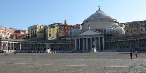 Piazza Plebiscito in Neapel (© Redaktion - Portanapoli.com)