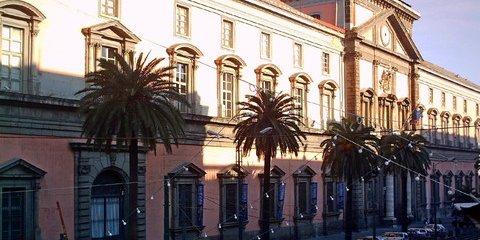 Archäologisches Nationalmuseum in Neapel (© Redaktion - Portanapoli.com)
