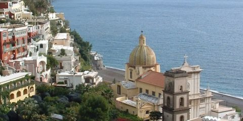 Positano gehört zu den berühmtesten Orten an der Amalfiküste (© Bruno - Portanapoli.com)