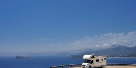 Italiens Küsten genießen mit dem Wohnmobil (© Stefano Neri - Fotolia.com)