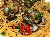 Spaghetti mit Venusmuscheln (© Redaktion - Portanapoli.com)
