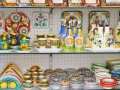 Viele Keramikgegenstände haben Zitronenmotive (© Sergiogen - Fotolia.com)