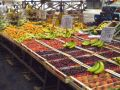Obststand auf dem Markt Antignano in Neapel (© Redaktion - Portanapoli.com)