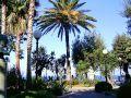 Genüßlich läßt sich ein Eis im Garten der Villa Comunale schlecken (© Redaktion - Portanapoli.com)