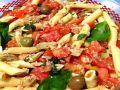 Nudelsalat mit Artischocken, Thunfisch und Tomaten (© Redaktion - Portanapoli.com)