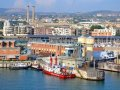 Hafen von Civitavecchia (© fusolino - Fotolia.com)