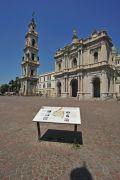 Wallfahrtskirche Madonna del Rosario in Pompei (© Gino Cianci - Fotothek ENIT)