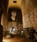 Oldtimer in der Galleria Borbonica in Neapel. Foto mit freundlicher Genehmigung von Gianluca Minin (© G. Minin)