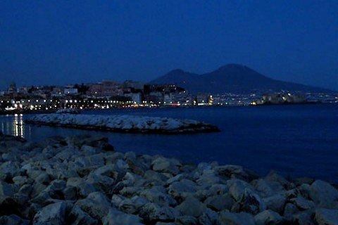 Nachts ist Neapel zauberhaft (© Redaktion - Portanapoli.com)